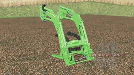 John Deere 643Ɍ pour Farming Simulator 2017