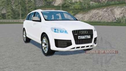 Audi Q7 für Farming Simulator 2017