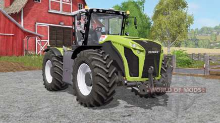 Claas Xerion 4000〡4500〡5000 Traƈ VC für Farming Simulator 2017