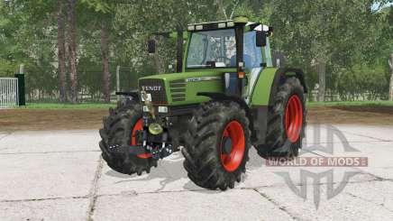 Fendt Favorit 515 C Turbomatik pour Farming Simulator 2015