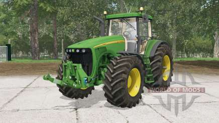 John Deere 82Ձ0 für Farming Simulator 2015