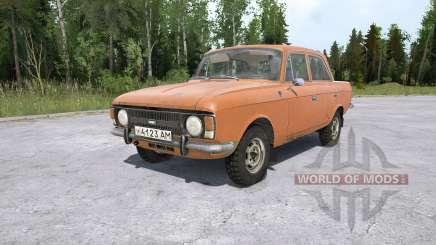 Moskau-412IE-028 für MudRunner
