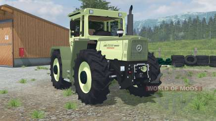 Mercedes-Benz Trac 1800 intercooleᵲ pour Farming Simulator 2013