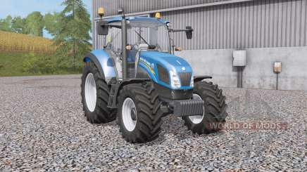 New Holland T5.95〡T5.105〡T5.115 für Farming Simulator 2017