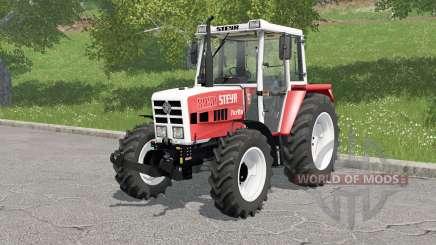 Steyr 8080A Turbꝋ für Farming Simulator 2017