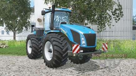 New Holland T9.ƽ65 für Farming Simulator 2015
