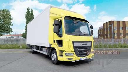DAF LF FA Day Cab 2017 pour Euro Truck Simulator 2