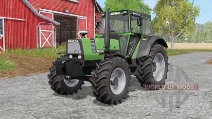 Deutz DX 90 pour Farming Simulator 2017