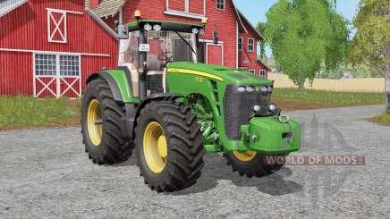 John Deere 8030-série pour Farming Simulator 2017