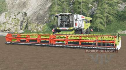Claas Lexion 6700 für Farming Simulator 2017