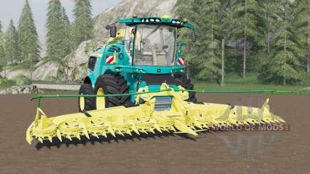 John Deere 9000i-serieᵴ für Farming Simulator 2017