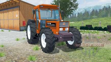 Nouveau Hollanᵭ 110-90 pour Farming Simulator 2013