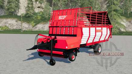 SIP Senator 28-9 für Farming Simulator 2017