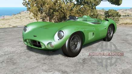 Aston Martin DBR1 1957 pour BeamNG Drive