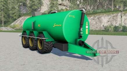 Samson PGII 25 für Farming Simulator 2017