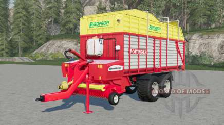 Pottinger Europrofi ⴝ000 pour Farming Simulator 2017