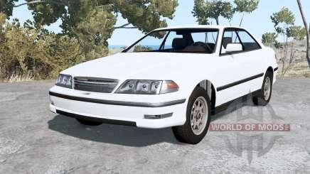 Toyota Mark II (X100) 2000 für BeamNG Drive