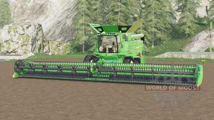 John Deere S700-serieꞩ für Farming Simulator 2017
