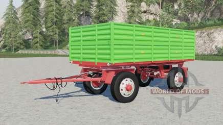 Autosan D-50 & D-5ⴝ für Farming Simulator 2017
