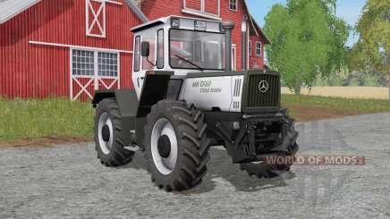 Mercedes-Benz Traҁ 1000 pour Farming Simulator 2017