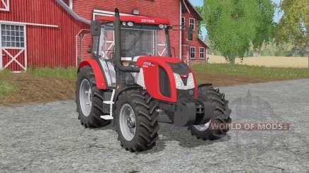 74Ꝝ1 De Zetor Proxima pour Farming Simulator 2017