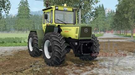 Mercedes-Benz Trac 1800 intercooleɾ für Farming Simulator 2015