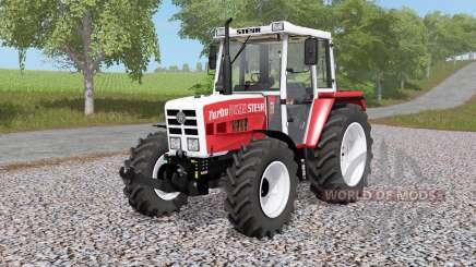 Steyr 8000A Turbo für Farming Simulator 2017