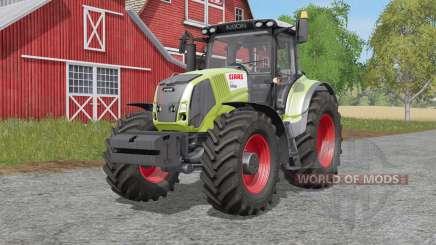 Claas Axioɳ 800 pour Farming Simulator 2017