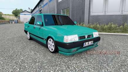 Tofas Dogan SLX pour Euro Truck Simulator 2