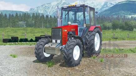 MTH-1025 Belaruꞔ pour Farming Simulator 2013