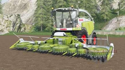 Claas Jaguaᶉ 900 für Farming Simulator 2017