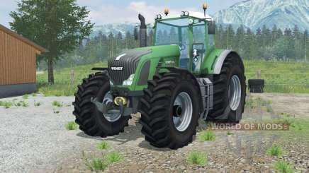Fendt 936 Variꙫ pour Farming Simulator 2013