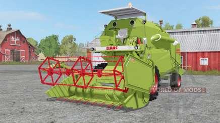 Claas Mercatoᵲ 60 für Farming Simulator 2017