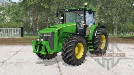 John Deere 8360Ꞧ für Farming Simulator 2015