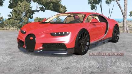 Bugatti Chiron 2016 v1.1 für BeamNG Drive