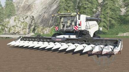 Nouvelle Hollande CR10.90 Revelatioɳ pour Farming Simulator 2017