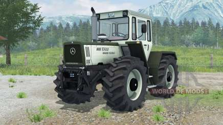 Mercedes-Benz Trac 1600 Turbø pour Farming Simulator 2013