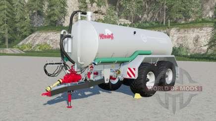 Wienhoff 20200 VTꝠ für Farming Simulator 2017