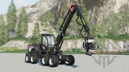 Logset 8H GTE Hybrid für Farming Simulator 2017
