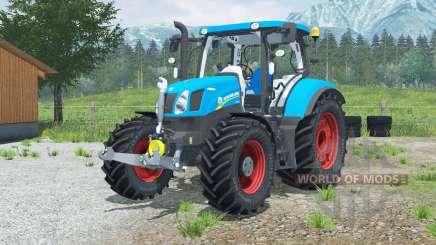 New Holland Ƭ6.160 für Farming Simulator 2013