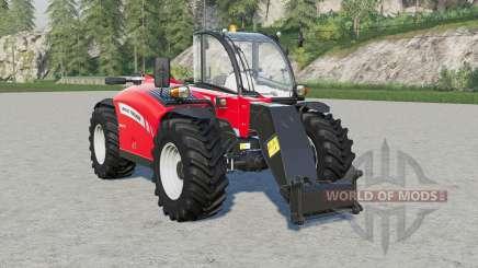 Massey Ferguson 9407 S für Farming Simulator 2017