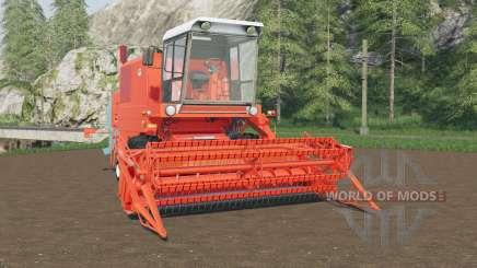 Bizon Supeꝵ Z056 für Farming Simulator 2017