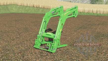 John Deere 643R pour Farming Simulator 2017