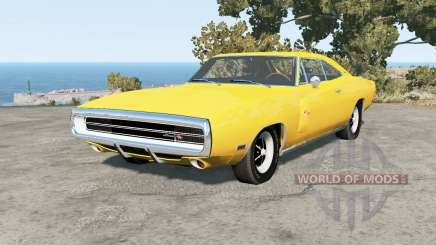 Dodge Charger RT (XS29) 1970 pour BeamNG Drive