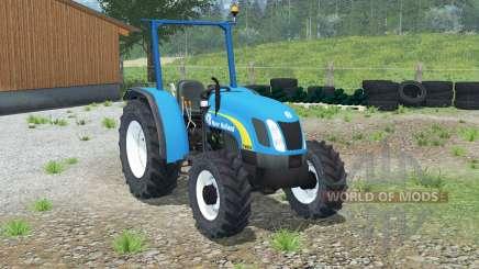 New Holland T40ⴝ0 für Farming Simulator 2013