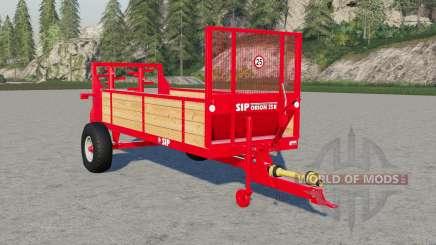 SIP Orion 25 für Farming Simulator 2017