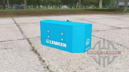 Lemken weight für Farming Simulator 2015