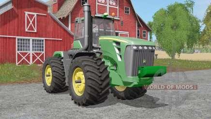 John Deere 96ვ0 für Farming Simulator 2017