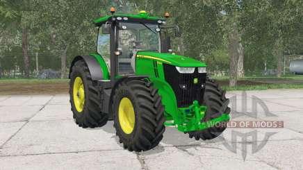 John Deere 7290R & 8370R für Farming Simulator 2015