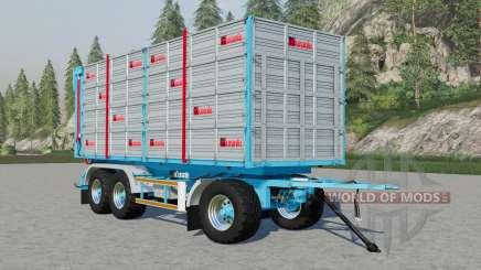 Adurante trailer v1.2 pour Farming Simulator 2017